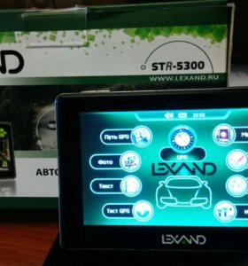Навигатор Lexand STR-5300