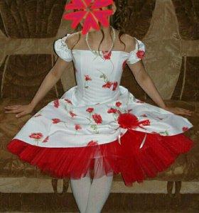 Платье на девочку до 12 лет