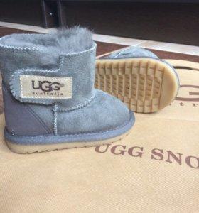 Детские зимние ботиночки Ugg(оригинал)