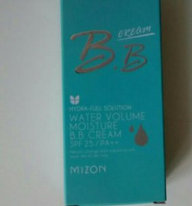 BB крем Mizon новый