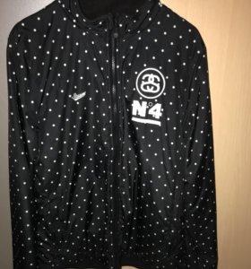 Куртка на флисе Stussy