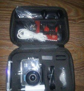 Экшен камера eken h9r