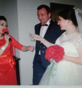Ведущая,тамада Dj на свадьбу.Юбилей