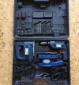 Комплект электроинструментов