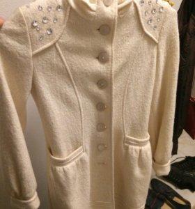 Пальто (детское,для девочек)