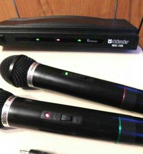 Микрофоны и передающее устройство
