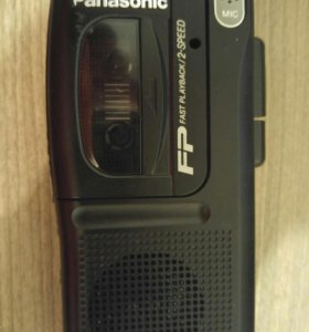 Диктафон Panasonic (Япония)