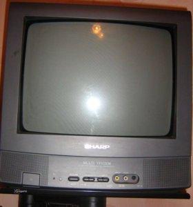 Телевизор SHARP 14d1-Ga