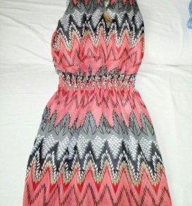 Летнее легкое платье!