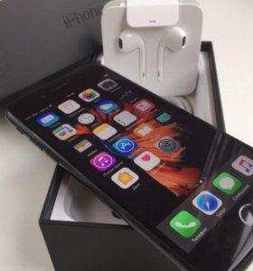 iPhone 7 128 Jet black Ростест