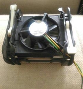Охлаждение для процессора Intel