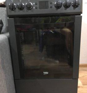 Электрическая плита Beko CSE 57300 GA