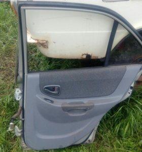 Дверь Hyundai Accent