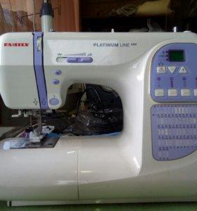 Швейная машинка кампьютезированная