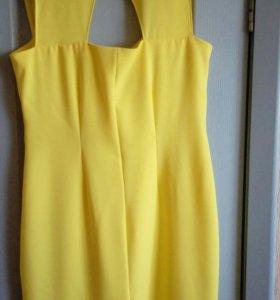 Платье коктейльное и на повседневку. размер 46-48