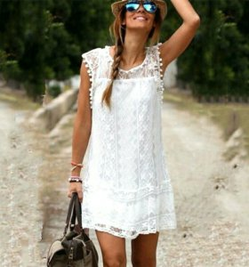 Пляжное платье новое