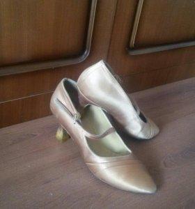 Туфли бальные стандарт
