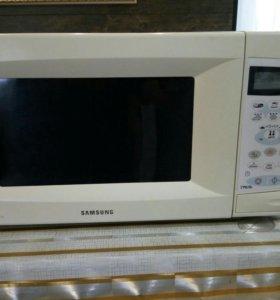 Микроволновая печь Самсунг (гриль)