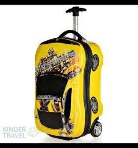 """Детский чемодан""""Трансформеры"""""""