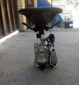 Илектро усилитель на приору с рулем