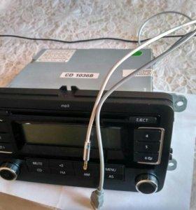 Добавление AUX  и USB в штатные магнитолы