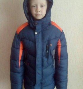 Дет.куртка зимняя