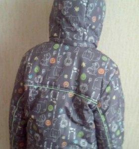 Дет куртка зимняя