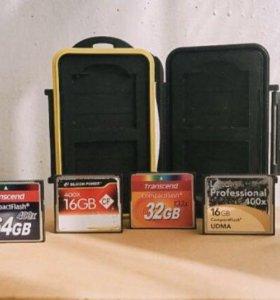Compact flash 32 gb