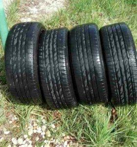 Bridgestone резина радиус 19