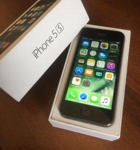 Продам iPhone 5S 64gb.