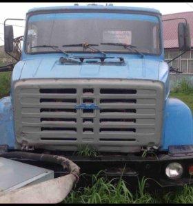 Илососная машина ЗИЛ КО-510