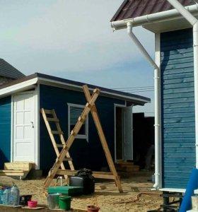 Строительном домов,ремонт квартир