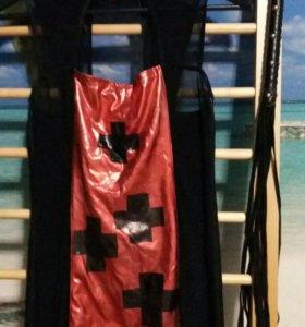 Бельё. костюм портупея на 42-48 размер
