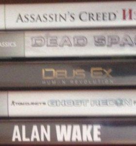 Новые диски XBox 360