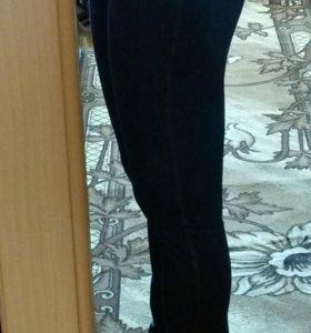 Леггинсы под джинсы, чеб.трикотаж