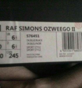 Кроссовки Adidas Raf Simons Ozweego 2