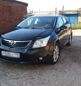 Toyota Avensis T270