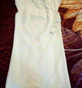 Платье,чуть выше колена. Новое