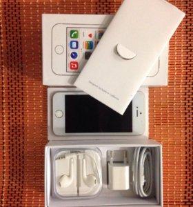 iPhone 5s 16gb почти идеал