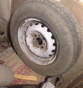 Продаю колесо жигули
