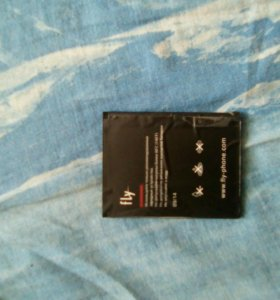 Батарея на fly 4514