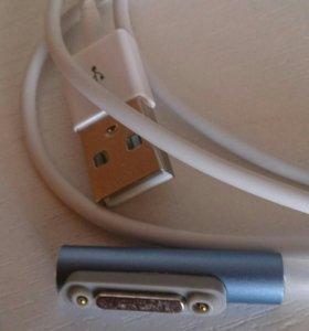 Новый Магнитный Зарядный Кабель Ж/LED Для Sony.