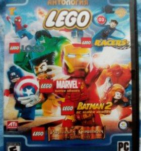 Диск на пк LEGO