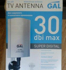 Комнатная антенна tv antenna GAL 30 dbi max