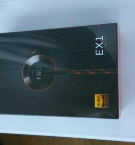 Наушники Fiio EX1 II