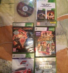 Диски лицензионные на Xbox 360