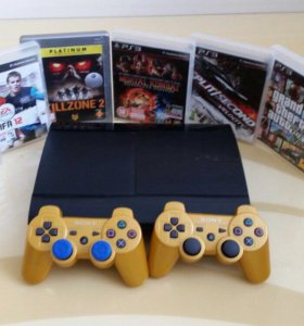 Продаю Sony PlayStation 3 Slim PS3