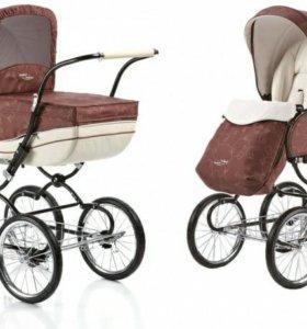 GEOBY C605 Универсальная коляска в стиле ретро