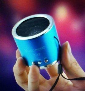 Новые мини колонки MP3