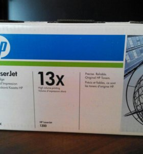Картридж Q2613x для HP LazerJet 1300